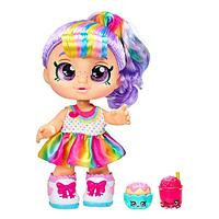 Kindi Kids: Игровой набор Кукла Рэйнбоу Кейт 25 см с аксессурами