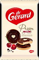 Dr.Gerard Печенье Passion Cherry с вишневым желе, сливочным кремом и шоколадом 150г