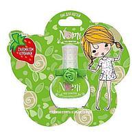NOMI: Лак для ногтей для девочек № 21 Зеленое яблоко в блистере