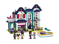 LEGO: Дом семьи Андреа Friends 41449
