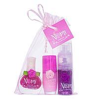 NOMI: Подарочный набор Фиолетовая мечта ПН53 (лак для ногтей № 13 (1шт.), детский блеск для губ