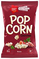 "Кукуруза воздушная ""HAPPY CORN"" Gourmet со вкусом бекона 50гр"