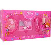 NOMI: Подарочный набор детской косметики в коробке из пластика Веселая Звездочка (GBL10)