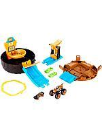 Hot Wheels: Monster Trucks. Игровой набор Трюковая арена