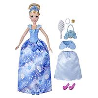 Disney Princess: КУКЛА ПРИНЦ ДИС В ПЛАТЬЕ С КАРМАШКАМИ