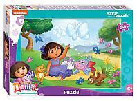 """Step Puzzle: Пазлы """"Даша-путешественница"""" 260 эл."""