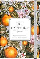My happy day рlanner - Планы на счастливую жизнь. Апельсиновый рай