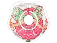 Flipper: Круг на шею для плавания Ангел от 0 до 2 лет
