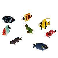 """Играем вместе: Набор из 8 фигурок """"Рифовые рыбки"""""""