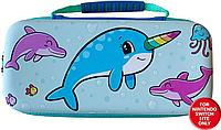 NS IMP Switch LITE Protective Carry & Storage Case Narwhal