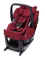 Recaro: Автокресло Salia Elite i-Size Select Garnet Red (40-105см) до 18кг 0м+