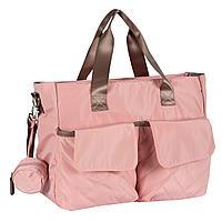 Chicco: Дорожная сумка для мамы розовая 2020 Осень-Зима