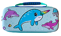 NS IMP Switch Protective Carry & Storage Case Narwhal