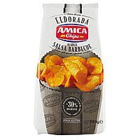 Чипсы картофельные Amica Chips Eldorada барбекю 130 гр