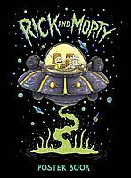 Рик и Морти. Постер-бук (9 шт.)