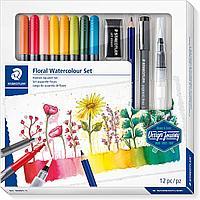 Набор для рисования Floral Watercolour
