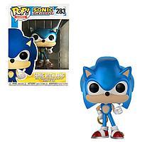 Фигурка Funko POP! Vinyl Games Sonic the Hedgehog Sonic with Ring (MT) (Exc) 33221