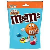 Драже M&M's Salted Caramel Treat Bag 70г