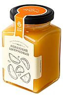 МД Мёд натуральный цветочный Абхазский цитрусовый, стекло, 320 гр