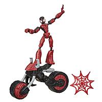 Spider-Man. Bend&Flex: Человек-Паук на мотоцикле