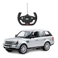 Rastar: Радиоуправляемая машинка Range Rover Sport на пульте управления, серебряный, 1:14
