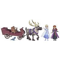Disney Frozen: ИГРОВОЙ НАБР ХОЛОДНОЕ СЕРДЦЕ 2 ПУТЕШЕСТВИЕ