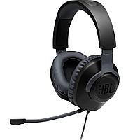 Наушники игровая гарнитура JBL Quantum 100, черные