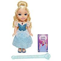 "Jakks Pacific: Интерактивная кукла Disney ""Принцесса: Золушка"" (35 см, подвижн., звук, свет)"