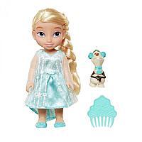 "Jakks Pacific: Кукла Disney ""Холодное Cердце"" (15 см, подвижн., доп. персонаж, аксесс., голубой)"