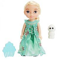 "Jakks Pacific: Кукла Disney ""Холодное Cердце"" (15 см, подвижн., доп. персонаж, аксесс., зеленый)"