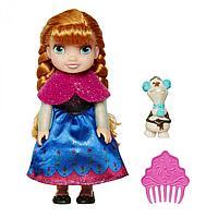 """Jakks Pacific: Кукла Disney """"Холодное Cердце"""" (15 см, подвижн., доп. персонаж, аксесс., синий)"""