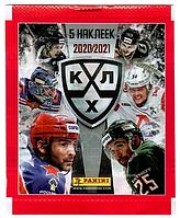 Наклейки Panini КХЛ 2020-21 (5 наклеек)