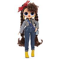 L.O.L.: Кукла ЛОЛ OMG Busy B.B. 2 волна 23 см.