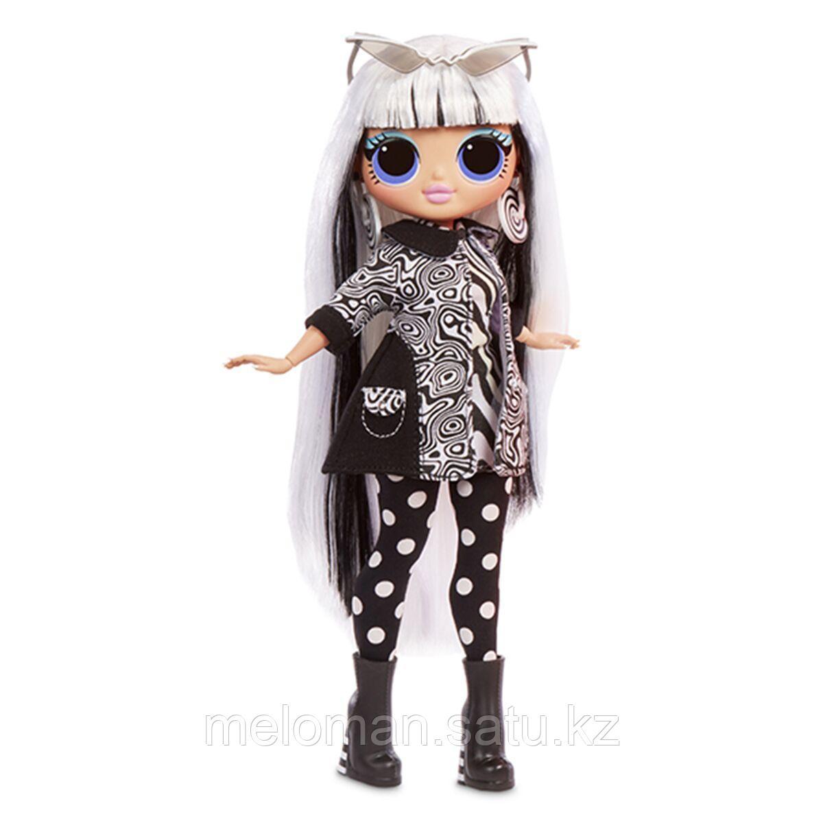 L.O.L.: Кукла OMG серия Неон Groovy Babe - фото 1