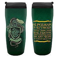 Кружка-термос Harry Potter Slytherin Travel mug 355 ml ABYTUM010
