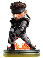 First4Figures Metal Gear Solid SD Solid Snake 20cm