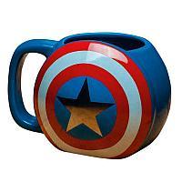 Marvel Captain America Shield Mug