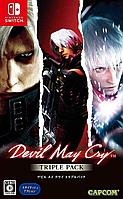 Devil May Cry Triple Pack NS