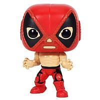 Фигурка Funko POP! Bobble: Marvel: Luchadores: Deadpool 53874