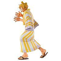 Фигурка Figuarts Zero One Piece Sanji Sangoro 608406