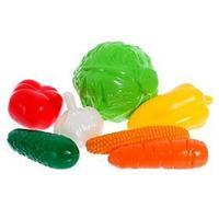 Набор 'Овощи', 7 предметов, в сетке