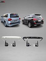 Задний Обвес MIDDLE EAST 070 для Toyota Land Cruiser 200 2016-2021гг.