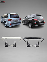Задний Обвес MIDDLE EAST BLC 202 для Toyota Land Cruiser 200 2016-2021гг.