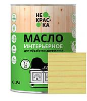 Масло интерьерное для обработки древесины Цвет: Зеленая дымка Н-06