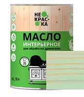 Масло интерьерное для обработки древесины Цвет: Мята Н-08