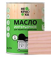 Масло интерьерное для обработки древесины Цвет: Нежная роза Н-03