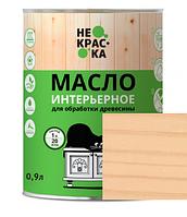 Масло интерьерное для обработки древесины Цвет: Персиковый Н-04