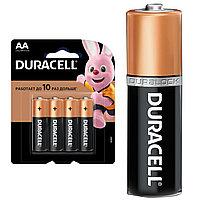 Батарейка щелочная Duracell Basic AA/LR6, 1шт
