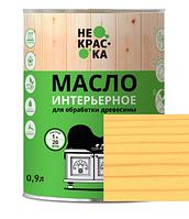 Масло интерьерное для обработки древесины Цвет: Солнечный желтый Н-07