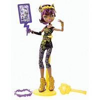 Mattel Куклы Monster High Серия Спасти Френки, Клодин Вульф Clawdeen Wolf CBX38